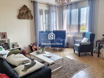 Appartement meublé 3 pièces 72,47 m2