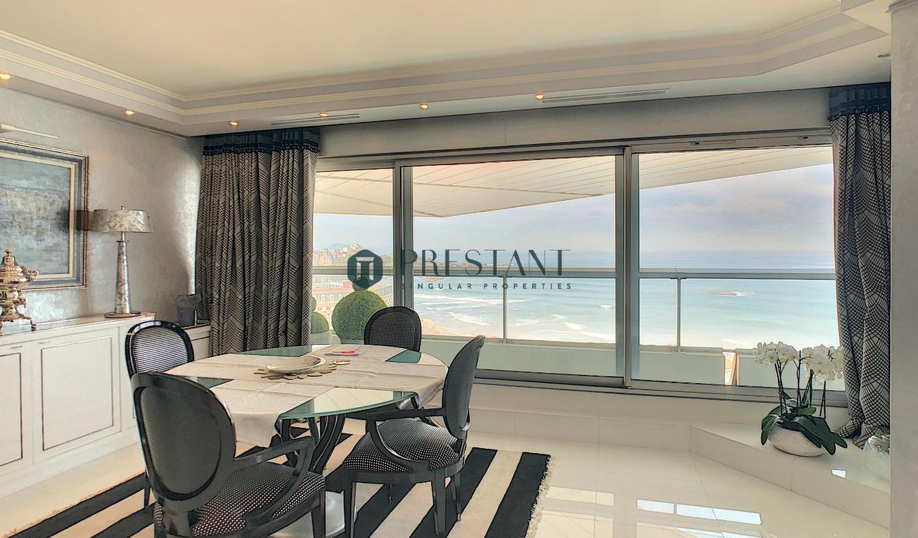 Appartement avec terrasse et piscine Biarritz