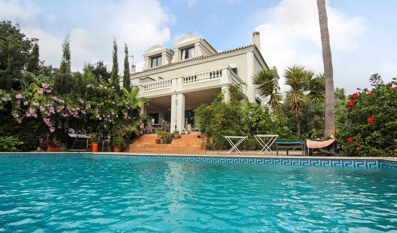 Maison avec piscine et terrasse San Roque