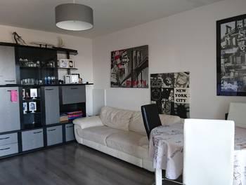 Appartement 4 pièces 74,91 m2