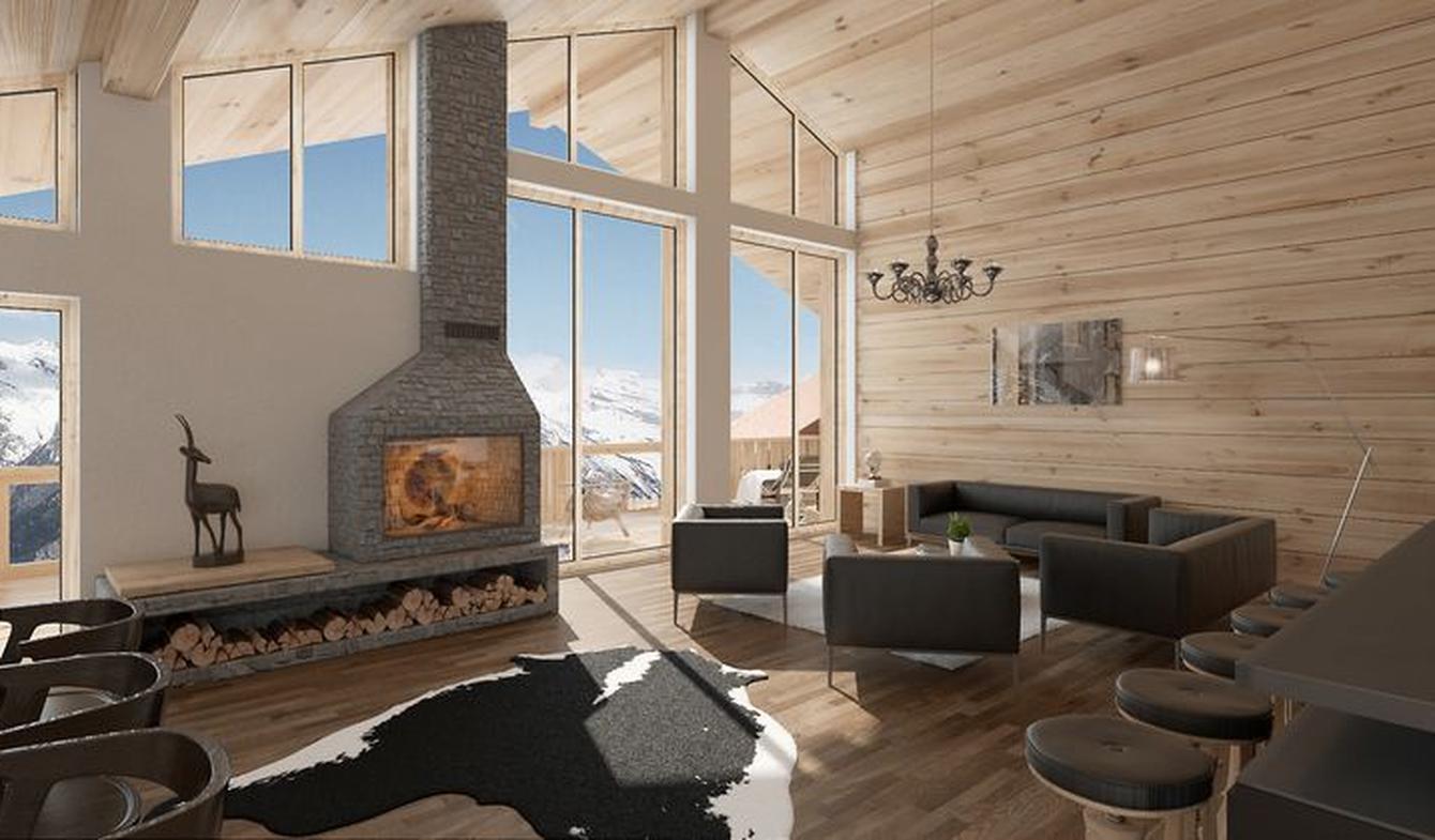 Appartement avec terrasse Nendaz