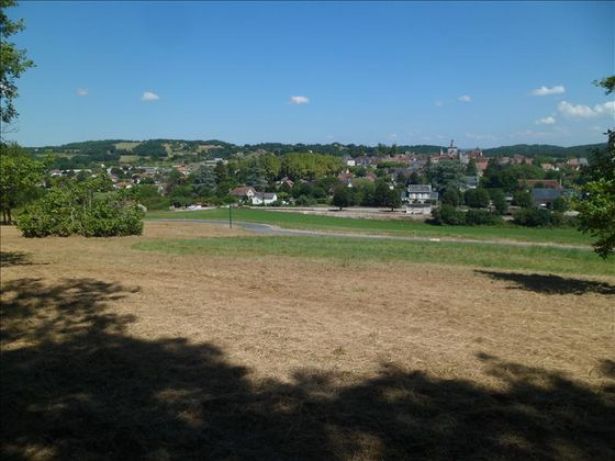 Vente terrain 1594 m2