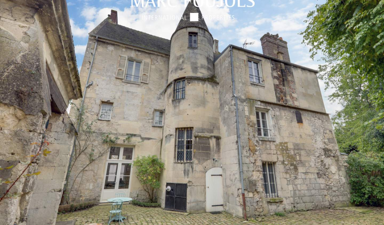 House with terrace Crepy-en-valois