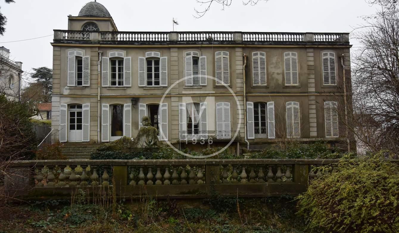 Hôtel particulier Brunoy