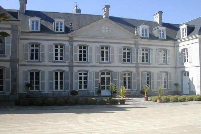 Château, Vannes