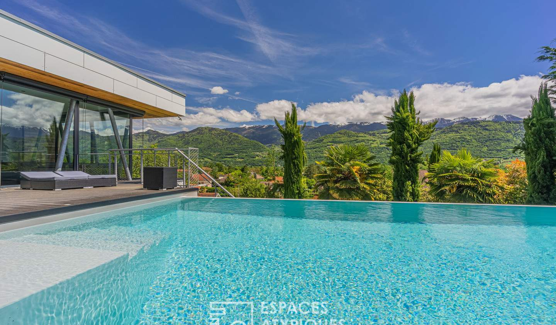 Maison avec piscine et terrasse Crolles