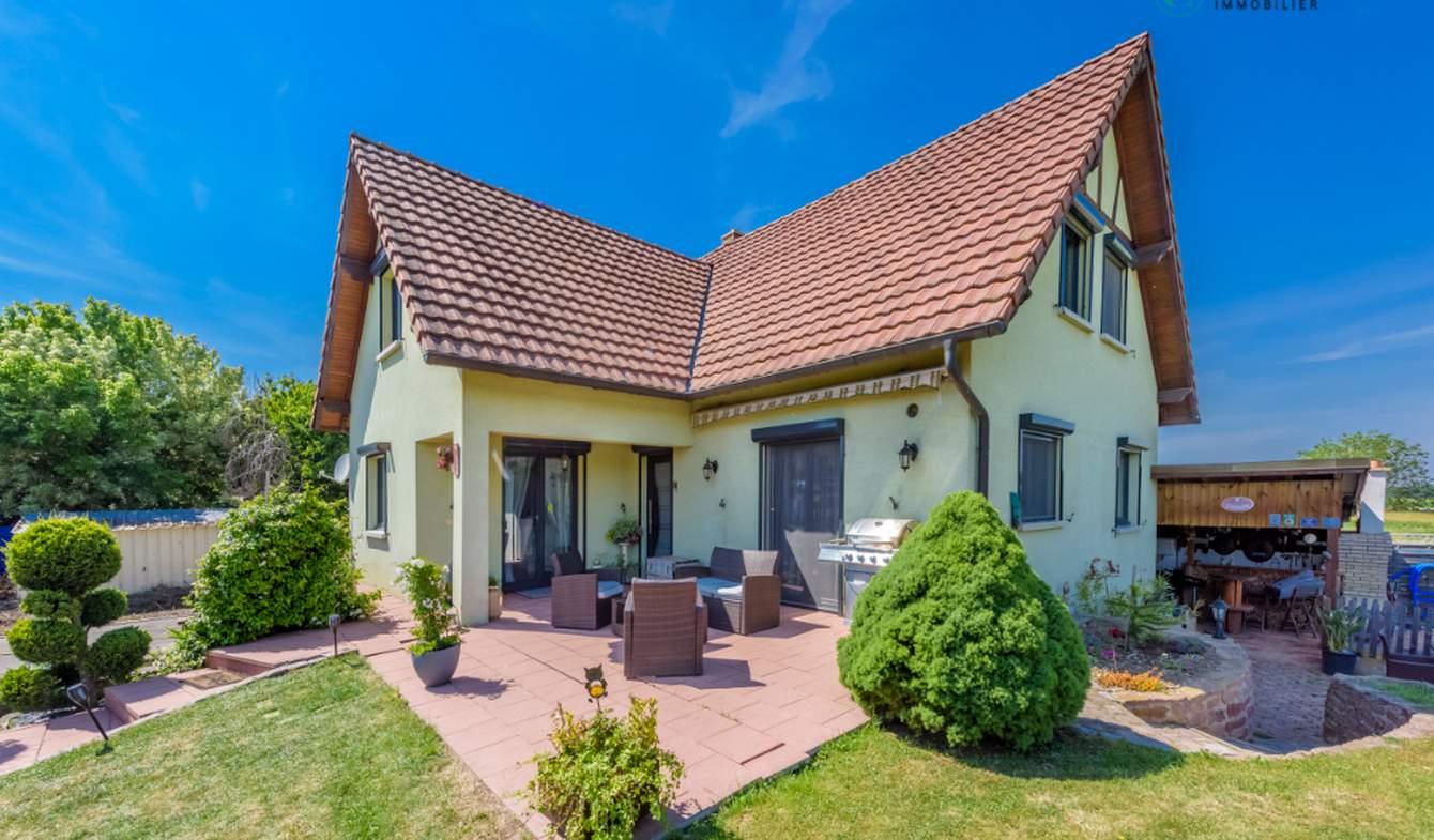 Maison Niederhergheim