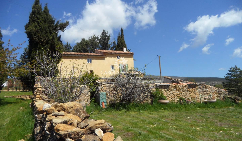 Villa with terrace Cruis