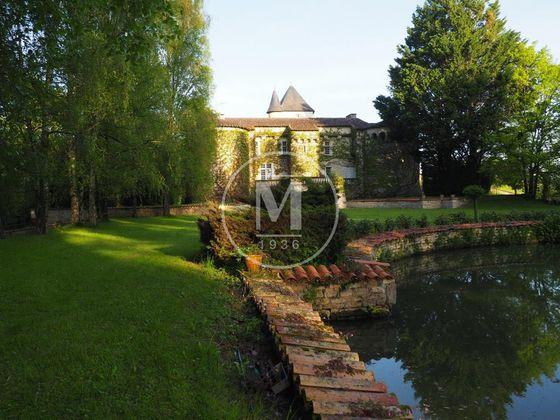 Vente château 10 pièces 320 m2