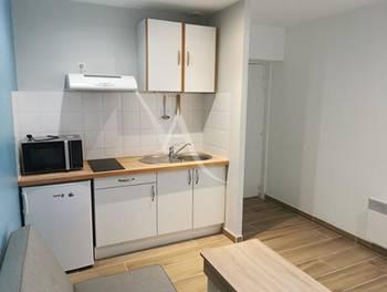 Appartement 2 pièces 28,81 m2