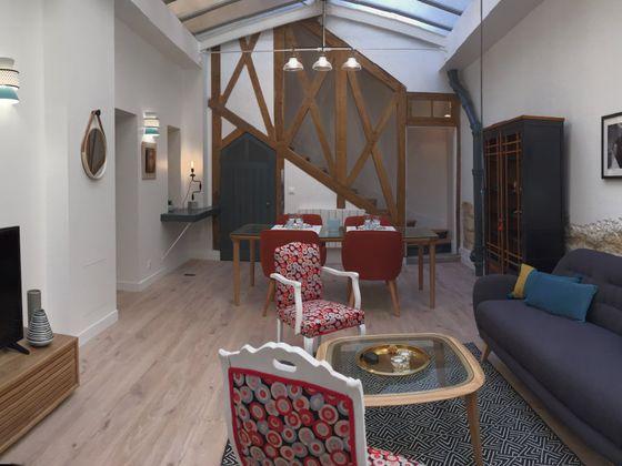 Location appartement meublé 2 pièces 54 m2