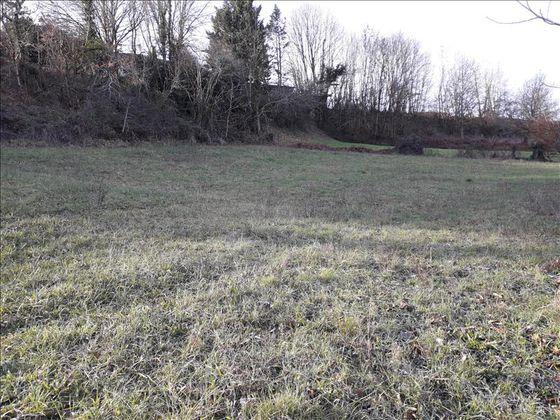 Vente terrain 1718 m2