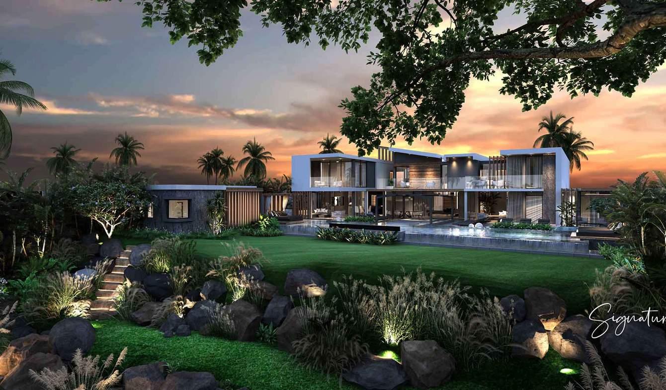 Villa avec piscine Cap Malheureux