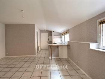 Appartement 2 pièces 46,38 m2