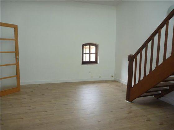 vente Appartement 5 pièces 110 m2 Villefranche-de-Lauragais