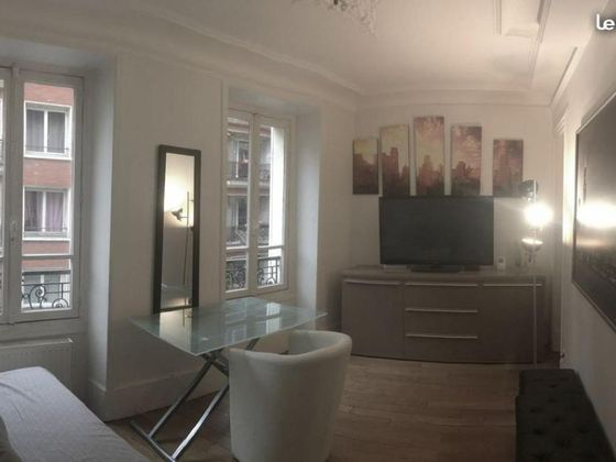 Location appartement meublé 3 pièces 59 m2
