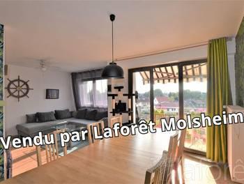 Appartement 4 pièces 100,05 m2