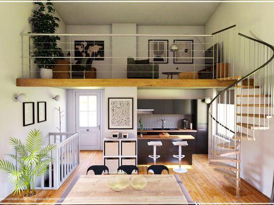 Vente appartement 5 pièces 62 m2