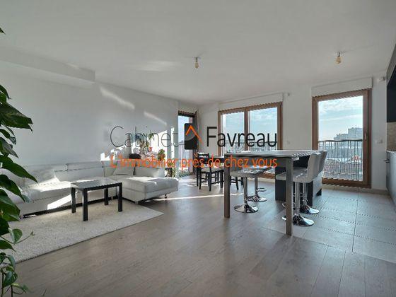 Vente appartement 3 pièces 64,76 m2