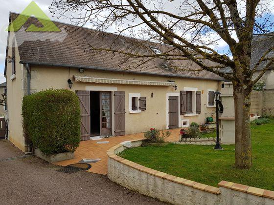 Vente de Maisons à Plaimpied Givaudins (18) : Maison à Vendre