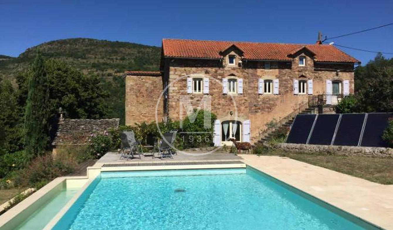 Maison avec piscine et terrasse Millau