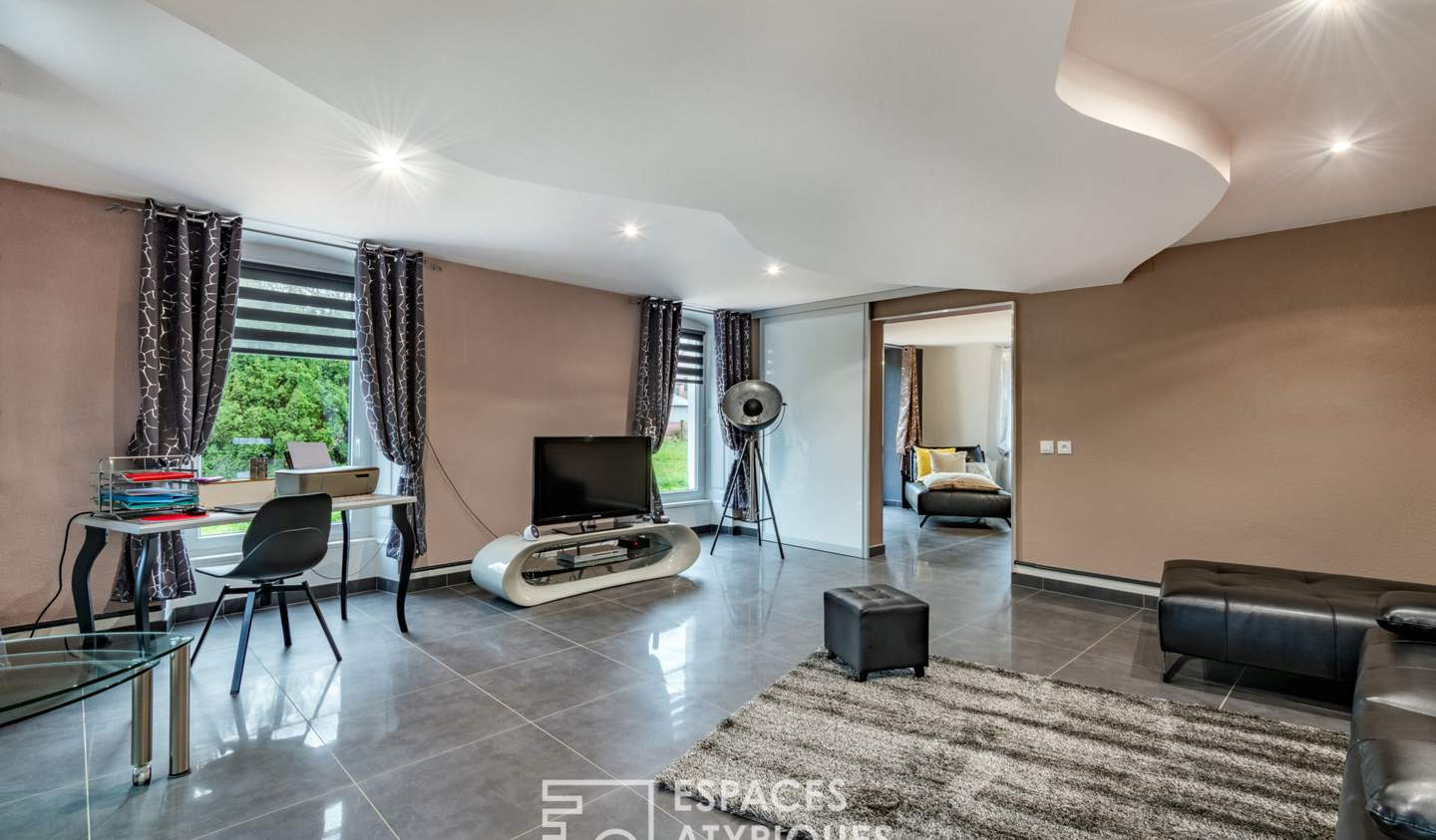 Apartment with terrace Saverne