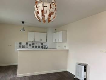 Appartement 2 pièces 40,03 m2