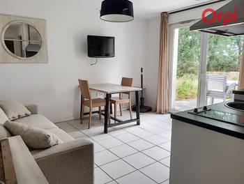 Maison 2 pièces 35,61 m2