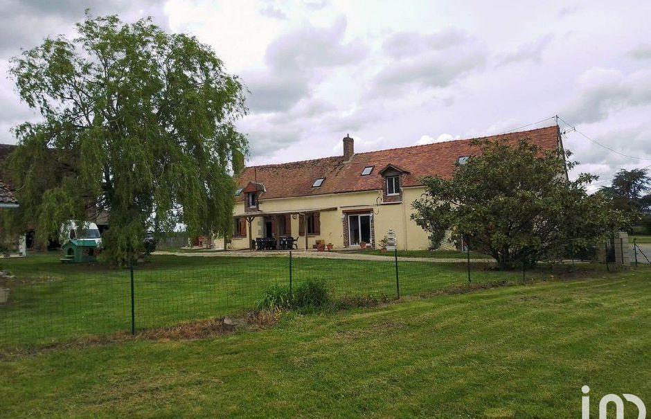 Vente maison 7 pièces 230 m² à Chantecoq (45320), 298 000 €