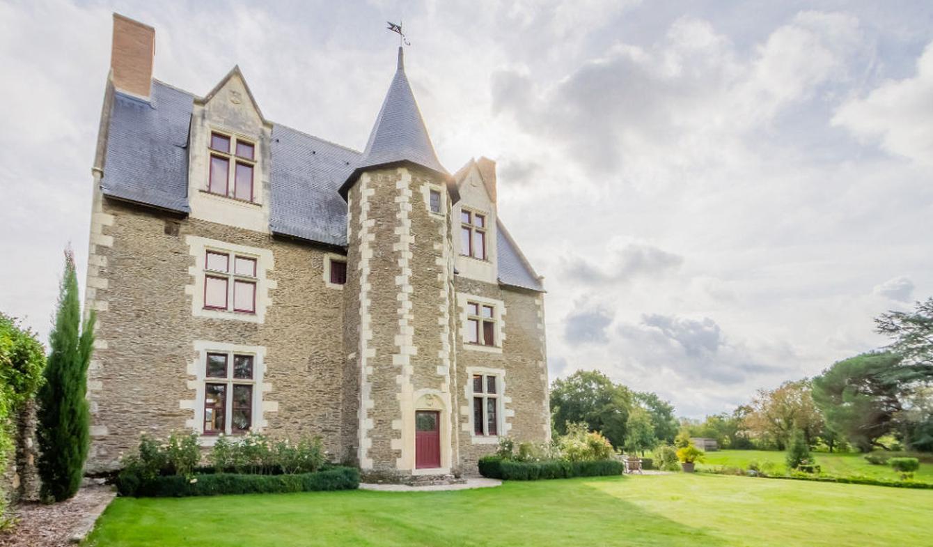 Maison Sainte-Gemmes-sur-Loire
