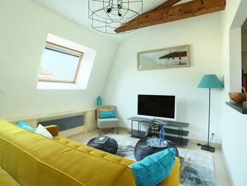 Appartement meublé 2 pièces 44,76 m2