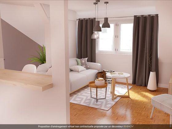 Vente appartement 5 pièces 83 m2