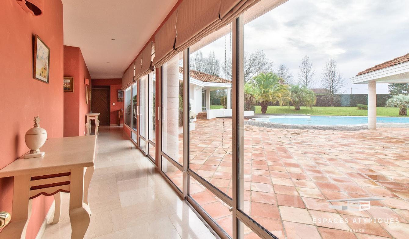 Maison avec piscine et terrasse Hagetmau