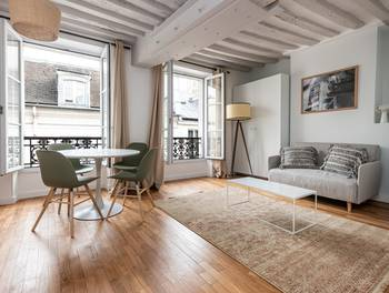 Studio meublé 28,32 m2