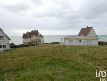 terrain à Mesnil val (76)