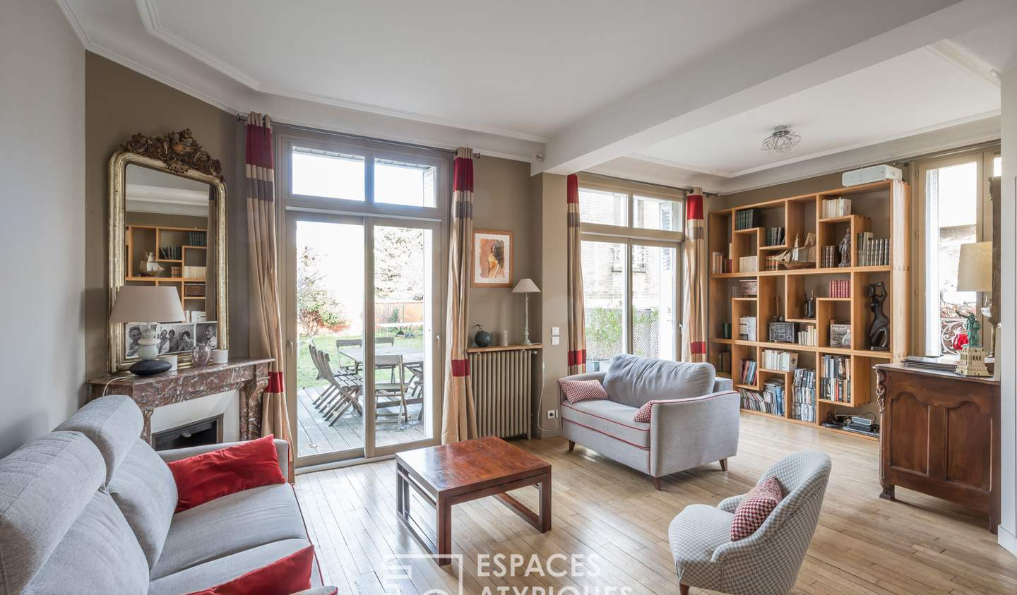 House with terrace Colombes