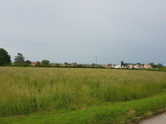 Vente terrain 397 m2