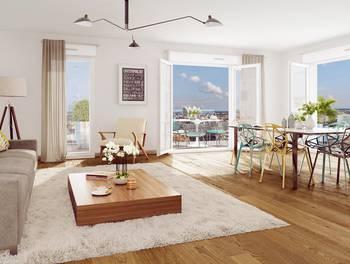 Appartement 2 pièces 39,35 m2