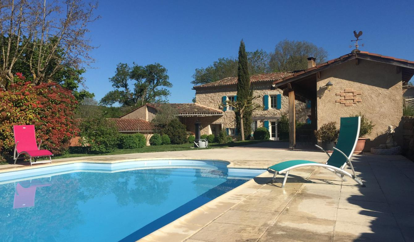 Maison Cordes-sur-Ciel