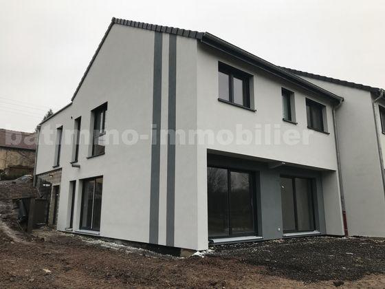 vente Maison 5 pièces 140 m2 Metzing