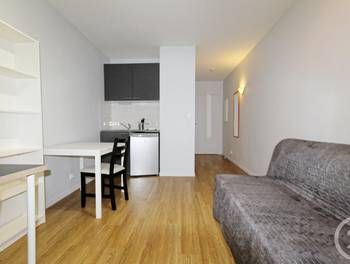 Studio meublé 19,96 m2