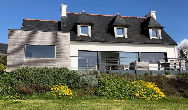 Seaside house and garden Telgruc-sur-Mer