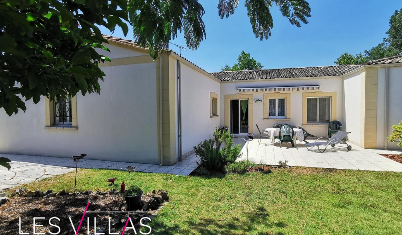 Maison avec terrasse Saint-Aubin-de-Médoc
