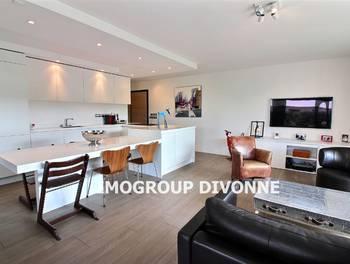 Appartement 4 pièces 91,24 m2