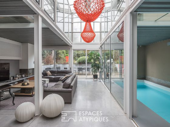 Maison a vendre colombes - 7 pièce(s) - 255 m2 - Surfyn
