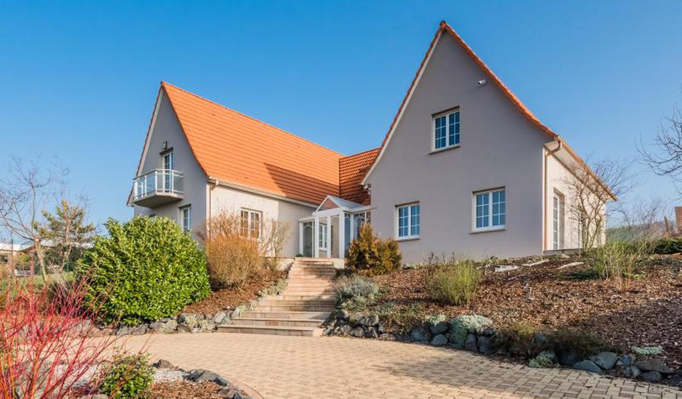 Villa avec piscine Boersch