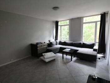 Appartement meublé 4 pièces 97,16 m2