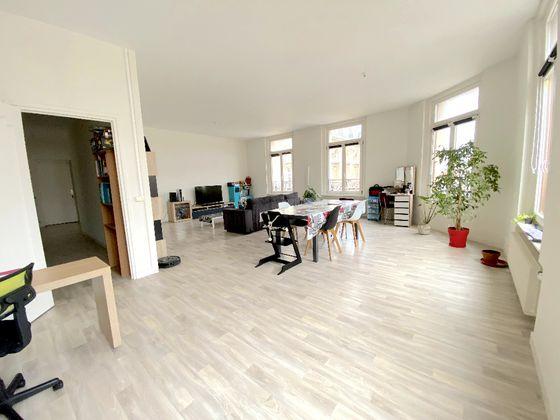 Location appartement 5 pièces 144 m2