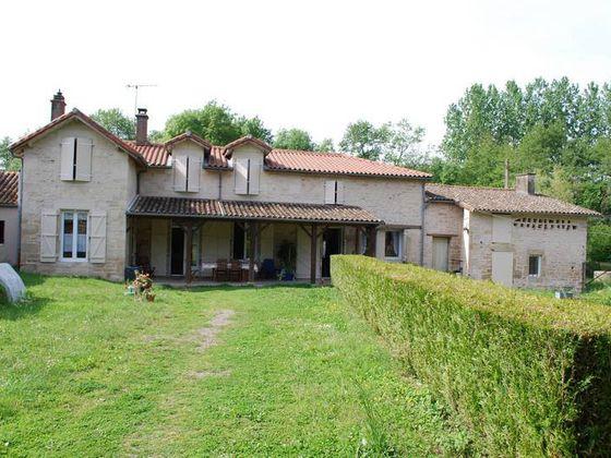 Vente moulin 6 pièces 167 m2