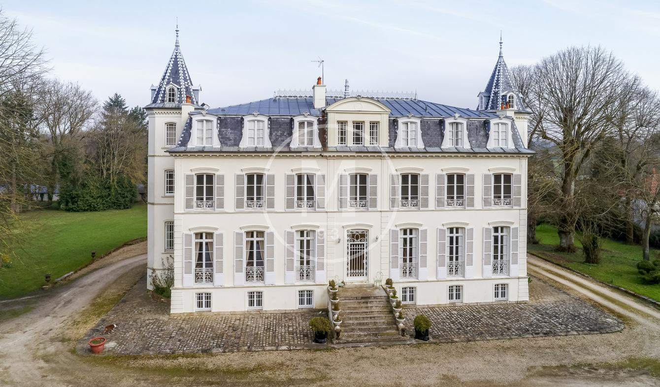 Castle Coulommiers